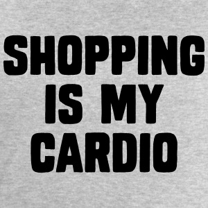 Shopping Is My Cardio T-Shirts - Men's Sweatshirt by Stanley & Stella
