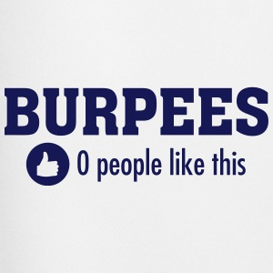 Burpees - 0 People Like This T-Shirts - Männer Fußball-Shorts