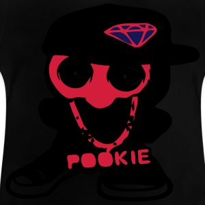 hip hop toy wears pookie chain Shirts - Baby T-shirt