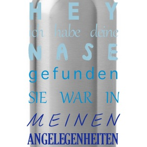 Hey Nase T-Shirts - Trinkflasche
