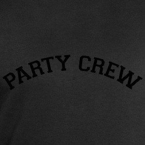 Party Crew (Varsity Style) T-Shirts - Men's Sweatshirt by Stanley & Stella