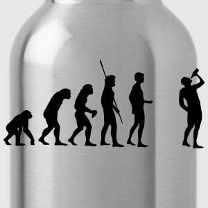 Evolution drinking T-Shirts - Water Bottle