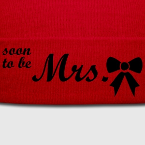 soon to be mrs Tops - Winter Hat