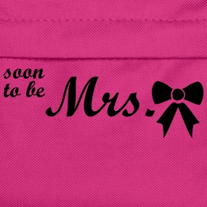 soon to be mrs Tops - Kids' Backpack
