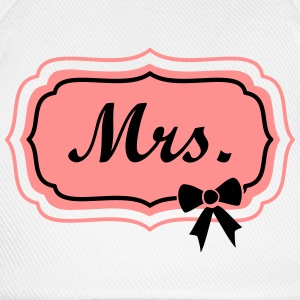 mrs retro frame Tops - Baseball Cap