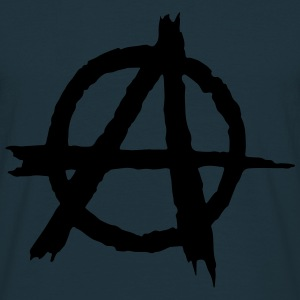 Anarchy Hoodies & Sweatshirts - Men's T-Shirt