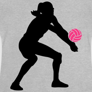 Volleyball Girl T-shirts - Baby T-shirt