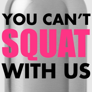 Squat Sweat-shirts - Gourde