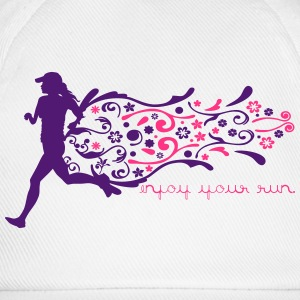 ENJOY YOUR RUN Sweat-shirts - Casquette classique
