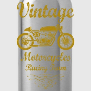 motorcycles racing team 02 T-Shirts - Water Bottle