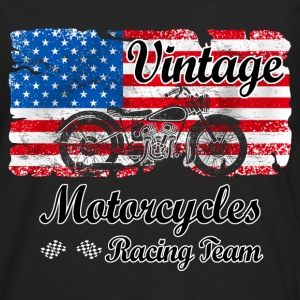us motorcycles Tee shirts - T-shirt manches longues Premium Homme