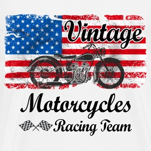 us motorcycles Hoodies & Sweatshirts - Men's Premium T-Shirt
