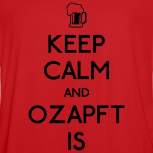 Keep Calm and Ozapft Is - Oktoberfest outfit Hoodies & Sweatshirts - Men's Football Jersey