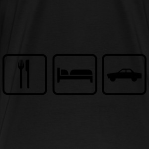 Eat Sleep Drive Bags & Backpacks - Men's Premium T-Shirt