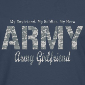 ARMY Girlfriend DIGITAL C T-Shirts - Männer Premium Langarmshirt