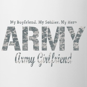 ARMY Girlfriend DIGITAL C T-Shirts - Tasse