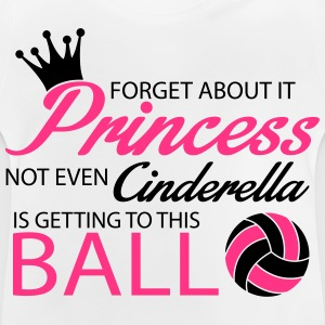 Not even Cinderella is getting to this ball! Long Sleeve Shirts - Baby T-Shirt