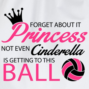 Not even Cinderella is getting to this ball! Magliette - Sacca sportiva