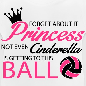 Not even Cinderella is getting to this ball! Magliette - Maglietta per neonato