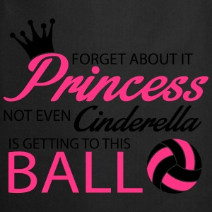 Not even Cinderella is getting to this ball! Tops - Cooking Apron