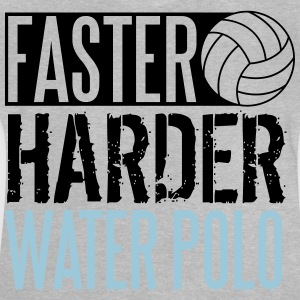 Faster, harder, water polo Shirts - Baby T-Shirt