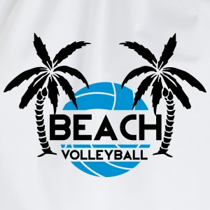 Beach Volleyball Shirts - Drawstring Bag