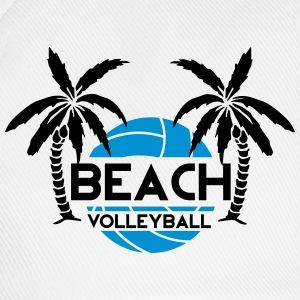 Beach Volleyball Canotte - Cappello con visiera