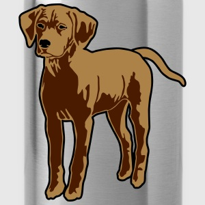Dog Puppy T-shirts - Vattenflaska
