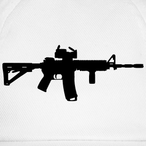 M4 - Assault Rifle T-Shirts - Baseball Cap