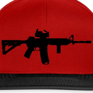 M4 - Assault Rifle Gensere - Snapback-caps