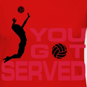 You got served Tee shirts - T-shirt manches longues Premium Femme