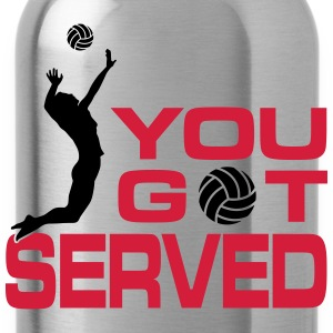 You got served Long sleeve shirts - Water Bottle