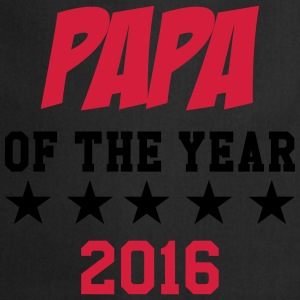 Papa of the year 2016 T-Shirts - Cooking Apron