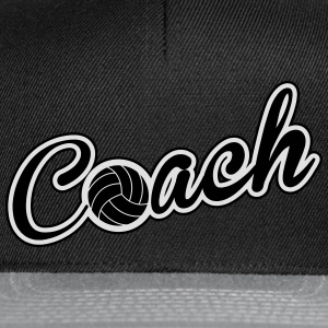 Volleyball Coach Tee shirts - Casquette snapback