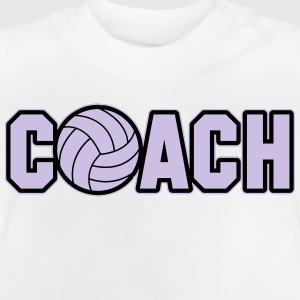 Volleyball Coach Tee shirts - T-shirt Bébé