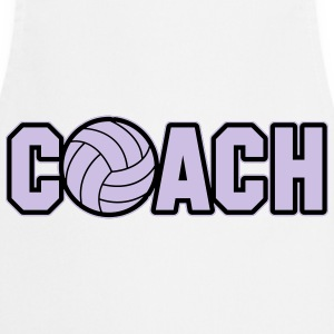 Volleyball Coach Shirts - Cooking Apron