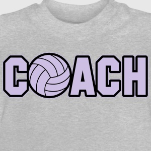 Volleyball Coach T-shirts - Baby T-shirt