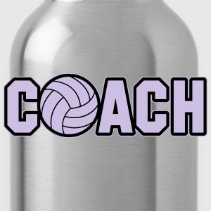 Volleyball Coach Shirts - Water Bottle