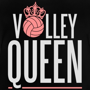 Volleyball Queen Tee shirts - T-shirt Bébé