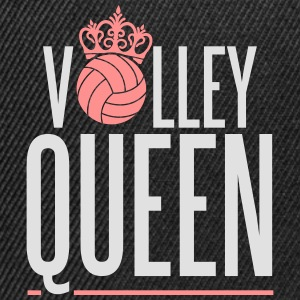 Volleyball Queen Sweat-shirts - Casquette snapback