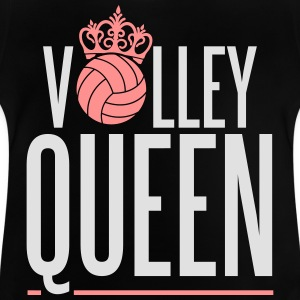 Volleyball Queen T-shirts - Baby T-shirt