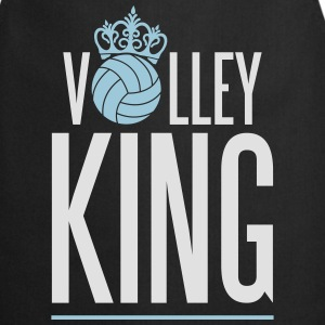 Volleyball King Shirts - Cooking Apron