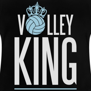 Volleyball King Shirts - Baby T-Shirt