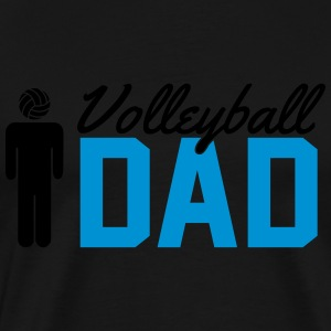 Volleyball Dad Débardeurs - T-shirt Premium Homme