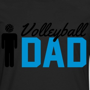 Volleyball Dad Tee shirts - T-shirt manches longues Premium Homme