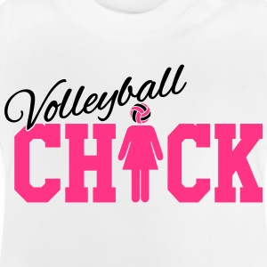 Volleyball Chick Shirts - Baby T-Shirt