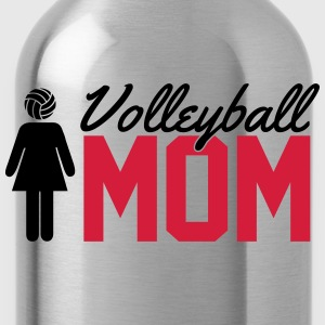 Volleyball Mom Sudaderas - Cantimplora