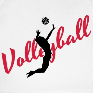 Volleyball T-Shirts - Baseballkappe
