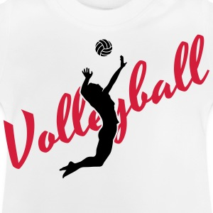 Volleyball Long Sleeve Shirts - Baby T-Shirt