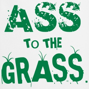 Ass to the Grass Bluzy - Fartuch kuchenny